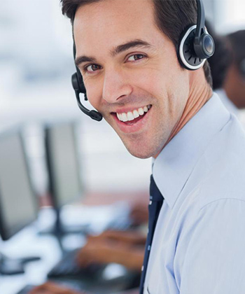 réception et émission d'appels