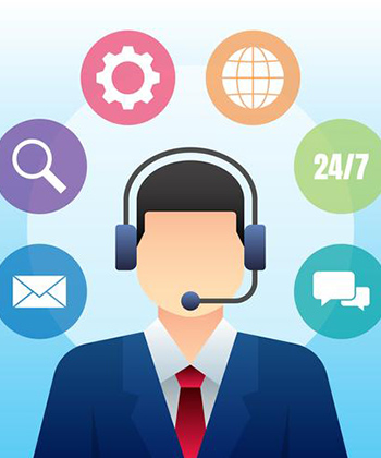 services d un call centre