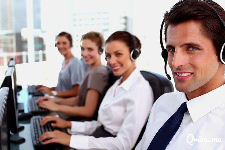 téléconseillers chez call center tunisie