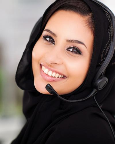 téléopératrice call center Tunisie