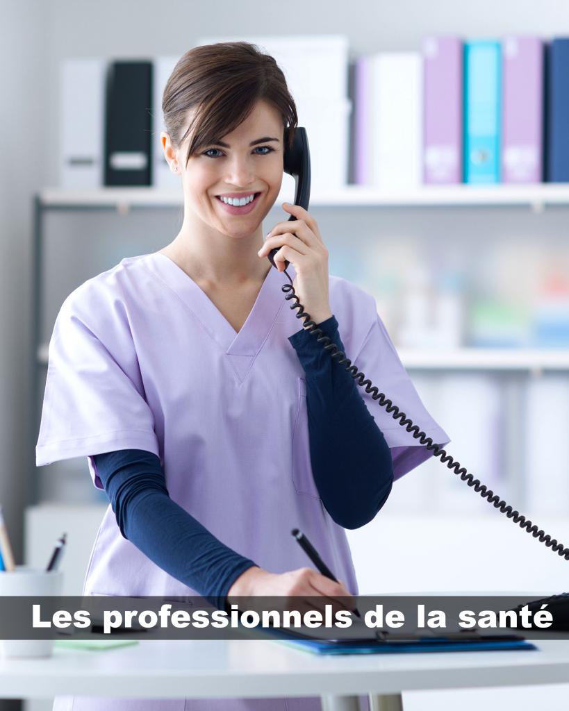 telesecretaire médical