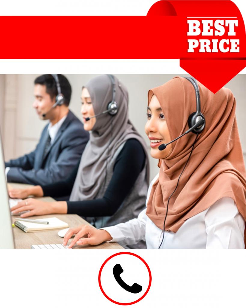 service call center à fiable coût