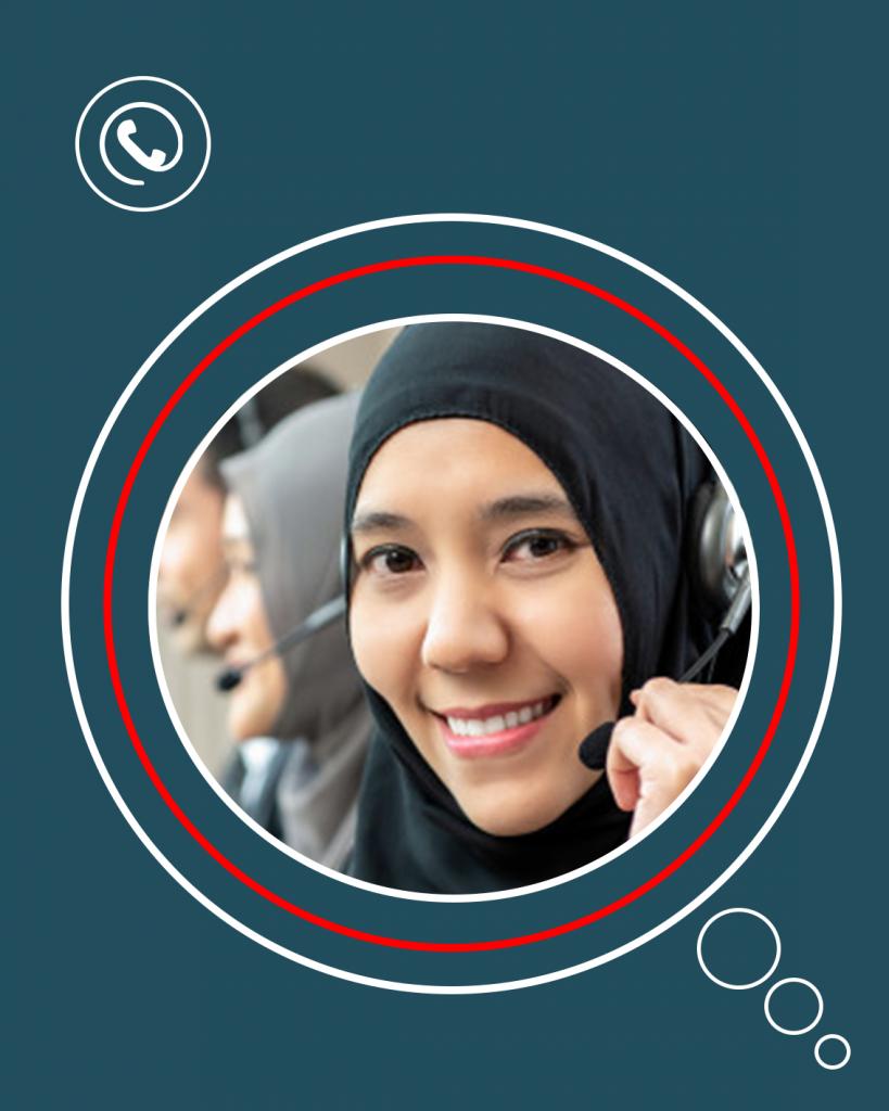 télésecrétaire centre d'appel Tunis