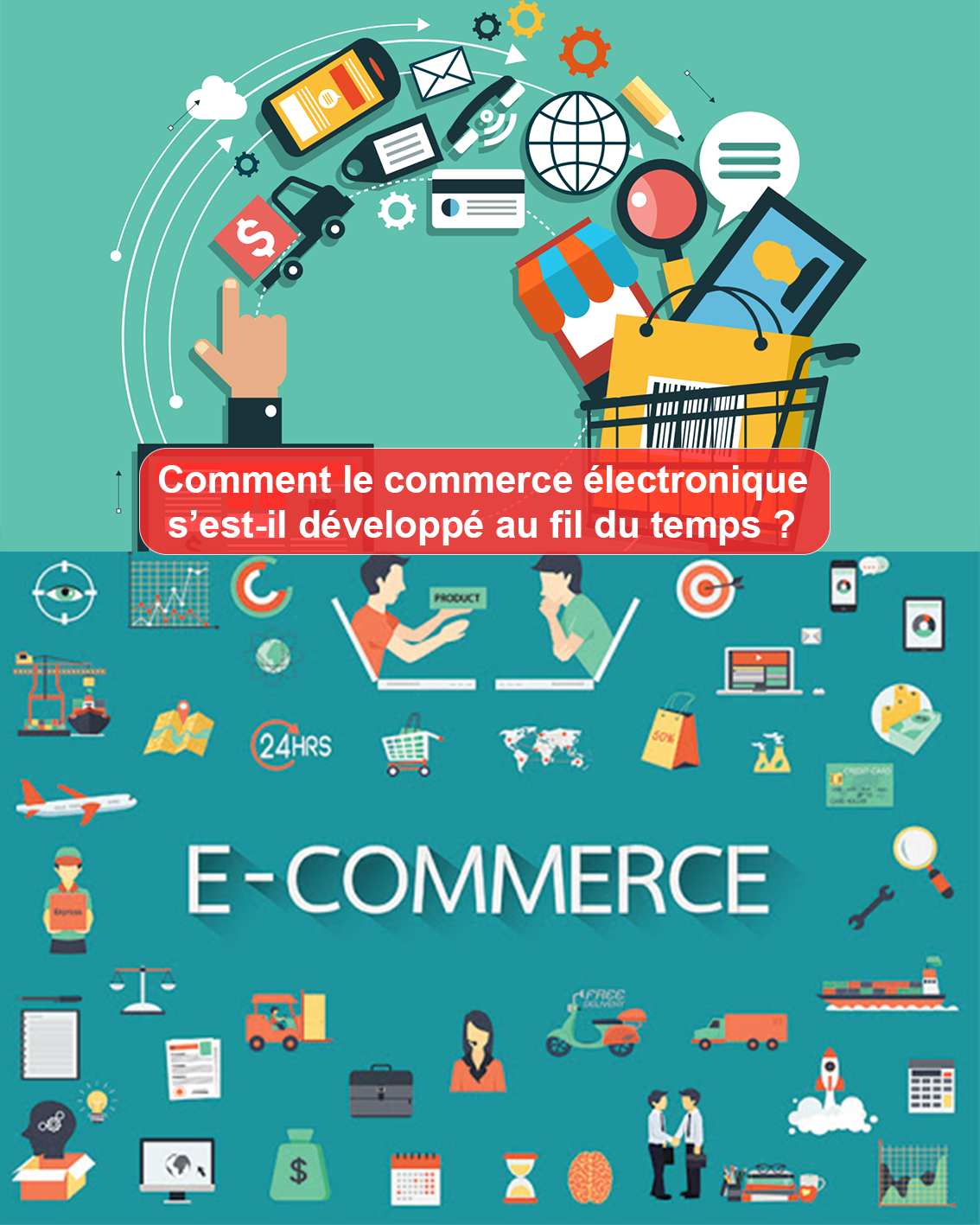 E-commerce call center