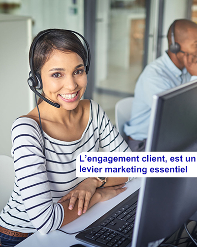 engagement client call center tunisie